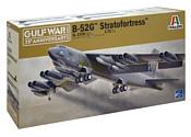 Italeri 1378 Американский бомбардировщик B-52G Stratofortress Gulf War