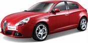 Bburago Alfa Romeo Giulietta 18-22128 (красный)