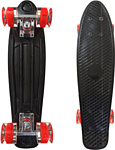 Display Penny Board Black/red LED