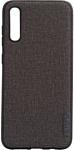 EXPERTS Textile Tpu для Samsung Galaxy A70 (серый)