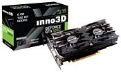 Inno3D GeForce GTX 1060 1506Mhz PCI-E 3.0 6144Mb 8000Mhz 192 bit DVI HDMI HDCP