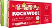 Rockwool Лайт Баттс Скандик 800x600 100 мм