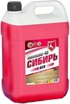 Органик-прогресс Antifreeze -40 Сибирь Red 10кг