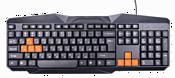Ritmix RKB-152 Black USB