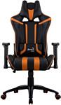AeroCool AC120 AIR (черный/оранжевый)