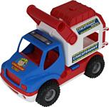 Полесье КонсТрак - спасательная команда автомобиль 0537