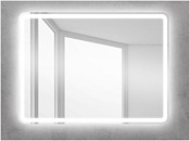 BelBagno Зеркало SPC-MAR-500-800-LED-TCH