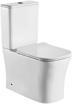 CeramaLux 1218A (белый глянцевый)