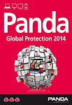 Panda Global Protection 2014 (3 ПК, 1 год) J12GP14ESD
