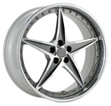 NZ Wheels SH657 7x18/5x114.3 D67.1 ET38 SF