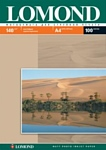 Lomond Матовая А4 140 г/кв.м. 100 листов (0102074)