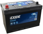 Exide Excell EB955 L+ (95Ah)