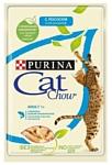 CAT CHOW (0.085 кг) 1 шт. Adult с лососем и зеленым горошком в желе