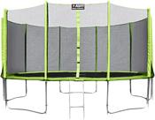 Alpin 4.04 м с защитной сеткой и лестницей