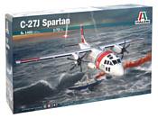 Italeri 1402 Военно-транспортный самолет C-27J Spartan