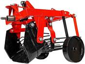 Агромоторсервис КМ-1 (с металлическими колесами)