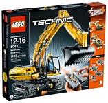 LEGO Technic 8043 Моторизированный экскаватор