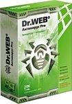Dr.Web Антивирус Pro (2 ПК, 1 год)