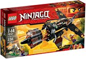 LEGO Ninjago 70747 Скорострельный истребитель Коула
