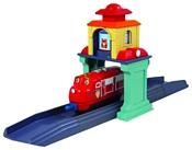 Chuggington Стартовый набор ''Железнодорожная станция'' серия Die-Cast LC54030