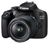 Canon EOS 1500D Kit