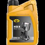 Kroon Oil HDX Multigrade 10W-40 1л