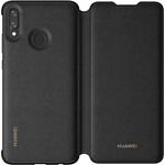 Huawei Flip Cover для Huawei Y7 2019 (чёрный)