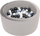 Misioo 90x40 200 шаров (серый вельвет)