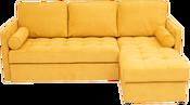 Puffo Ливерпуль Velvet Yellow