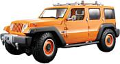 Maisto Джип Концепт 36699 (оранжевый)