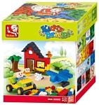 SLUBAN Kiddy Bricks M38-B0502