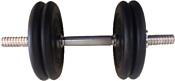 Pro energy Разборная с обрезиненными дисками (хром. гриф) - 10 кг