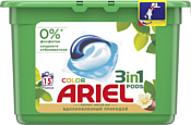 Ariel 3 в 1 Аромат масла ши (15 шт)