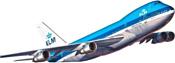 Revell 03999 Пассажирский самолет Boeing 747-200