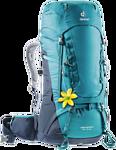 Deuter Aircontact 40+10 SL blue (petrol/navy)