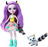 Enchantimals Larissa Lemur and Ringlet GFN44
