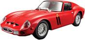 Bburago Ferrari 250 GTO 18-26018 (красный)