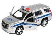 Технопарк Cadillac Escalade Полиция
