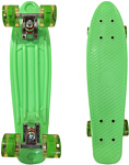 Display Penny Board Light green/green LED