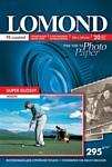 Lomond Суперглянцевая темно-белая A6 295 г/кв.м. 20 листов (1108103)