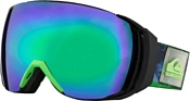 Quiksilver Hubble Rimless Goggles
