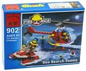 Enlighten Brick Пожарные 902 Морские поисковые команды