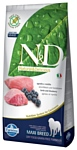 Farmina N&D Grain-Free Canine Lamb & Blueberry Adult Maxi (12 кг)