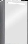 Акватон Шкаф с зеркалом Сильва 50 (дуб фьорд)