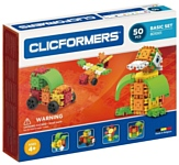 Magformers Clicformers 801001 Basic Set 50