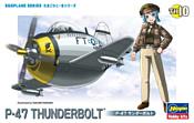 Hasegawa P-47 Thunderbolt