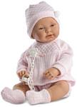 Llorens Малышка в розовом 45024