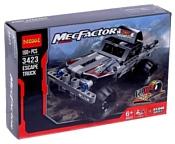 Jisi bricks (Decool) MecFactor 3423 Внедорожник