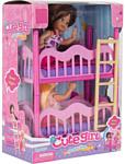 Qunxing Toys Сестрички с игрушечной мебелью K899-17