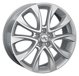 LegeArtis MZ39 7x18/5x114.3 D67.1 ET50 Silver